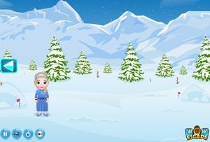 Jouer à Baby Elsa escape