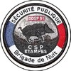 Gendarmerie - Ecussons