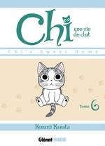 Konami Kanata - Chi, une vie de chat - tome 6