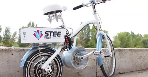 Un vélo électrique... sans batterie