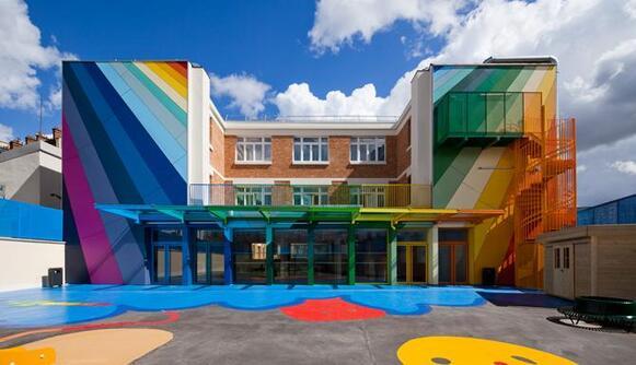 Quelques photos d'écoles pas comme les autres...