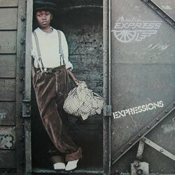 Pacific Express - Expressions - Complete LP
