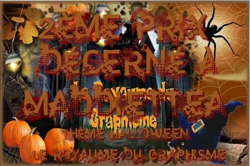 Concours Header Halloween