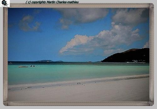 Reportages aux seychelles ( documentaire -photos )
