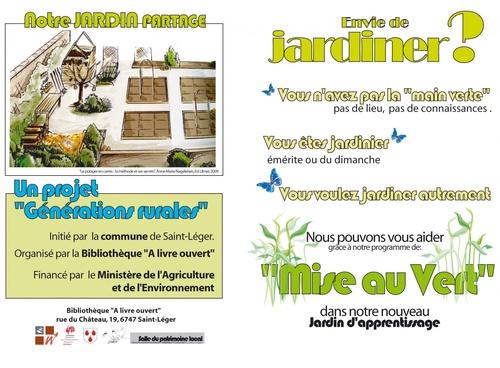 Le P'tit Loucet - Jardin Partagé