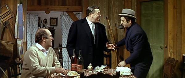 L'homme à la Buick, Gilles Grangier, 1968