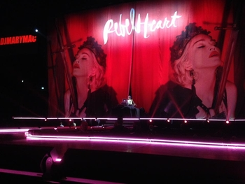 Rebel Heart Tour  2015 12 20 Glasgow (1)