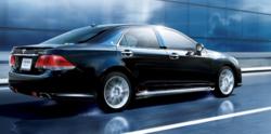 Coup d'œil: Toyota Crown