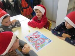 Atelirs jeux de Noël