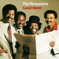 The Persuasions - Good News - Complete LP