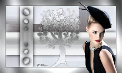 Dekorativ modell képek