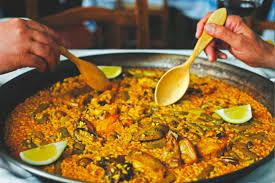 """Résultat de recherche d'images pour """"paella valenciana"""""""