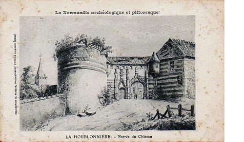 LES REMPARTS DE LA HOUBLONNIERE (Calvados)