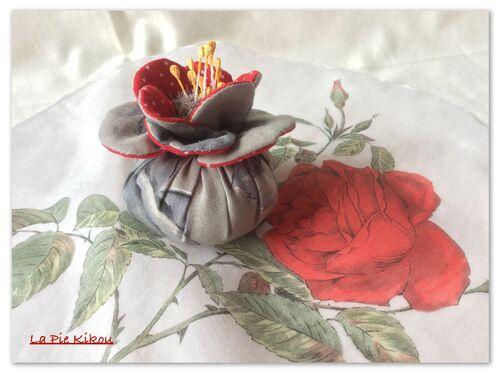 Fleur de linge II