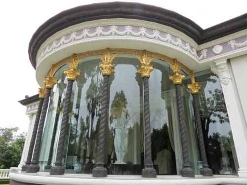 04 Août 2013 - Bang Pa In ou le Palais d'été des Rois du Siam...