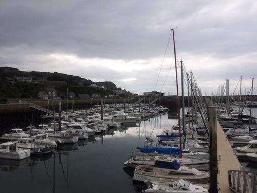 Petit port de Dielette