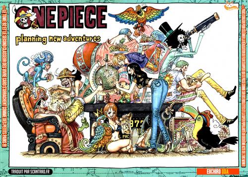 One Piece Scan chapitre 937 en VF Version Française - Lecture en Ligne