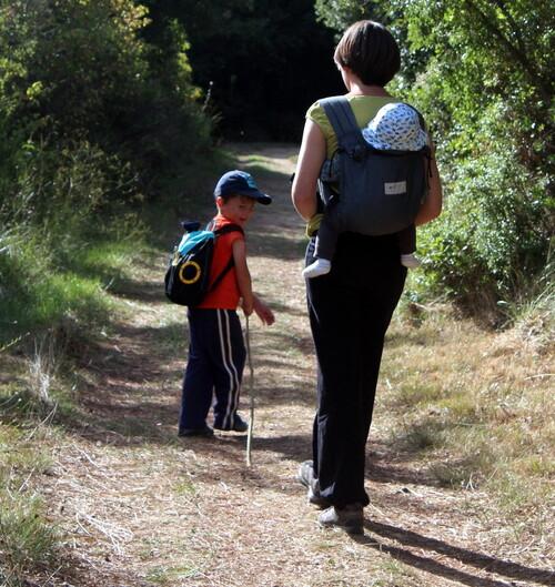 Le sentier botanique Aragon