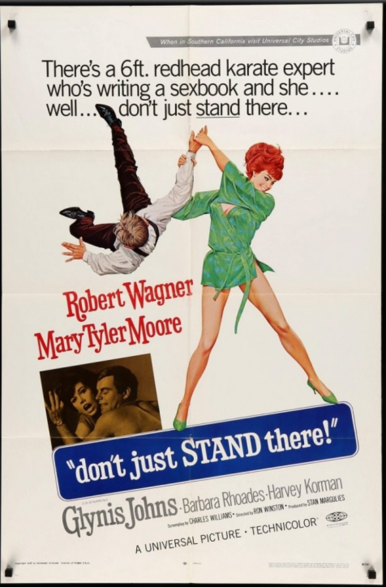 DON(T JUST STAND HERER BOX OFFICE USA 1968