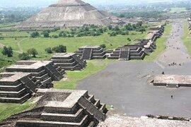 Teitihuacan