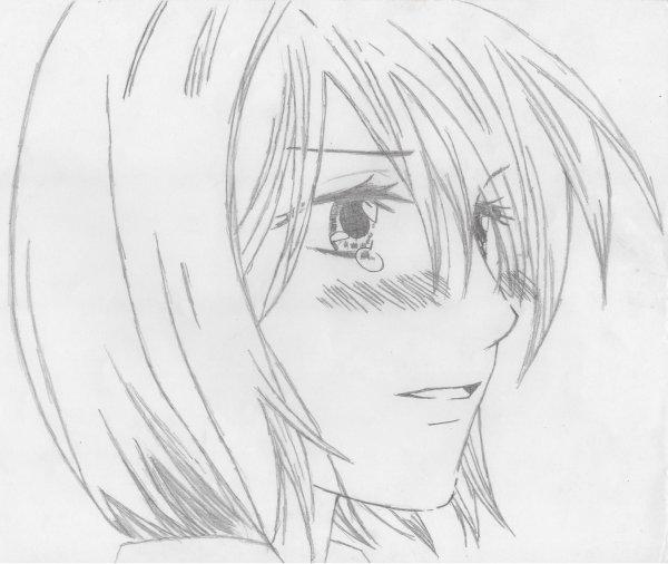 Dessin bien fait manga world - Dessin de manga fille ...