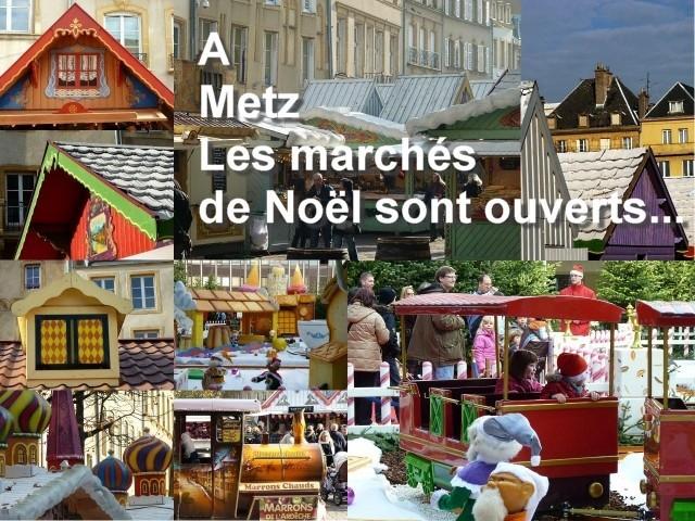 Noël 2011 les marchés de Noël 1 Marc de Metz 2011