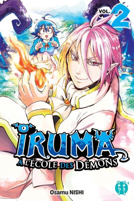 Iruma à l'école des démons - Tome 02 - Osamu Nishi