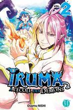 Iruma à l'école des démons tome 2,3 et 4