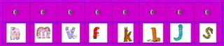 Les sons des alphas consonnes