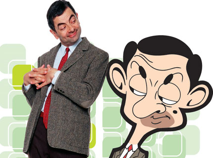 The best of Mr Bean