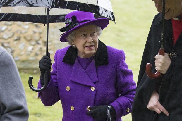 Elizabeth II Flitcham 15 Janv 2017 9