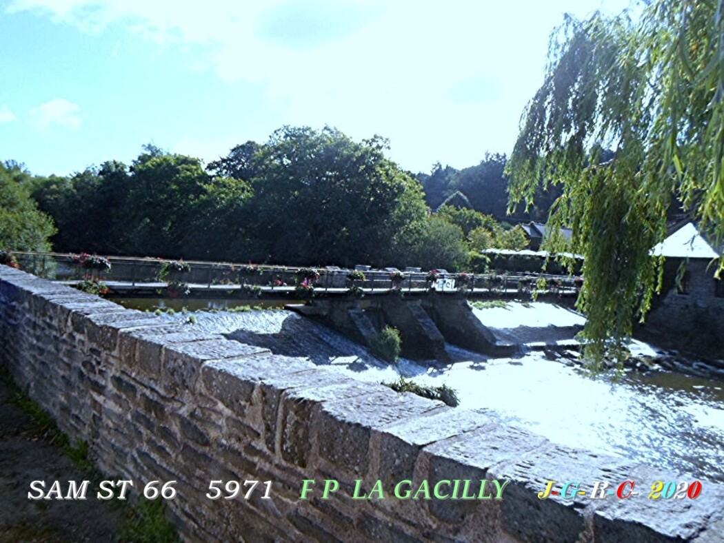 FESTIVAL PHOTO N° 17 LA GACILLY 56 3/3  D   20/10/2020  CONCOURS FISHEYE