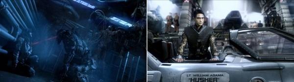 [Blu-ray] Battlestar Galactica : Blood & Chrome