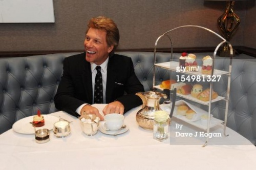 JON BON JOVI IN LONDON - OCT 29/2012
