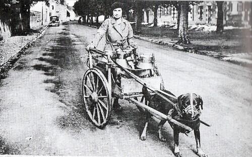 Boulevard Jeanne d'Arc, autrefois