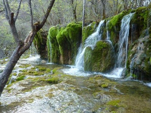 Visite du parc de Jiuzhaigou