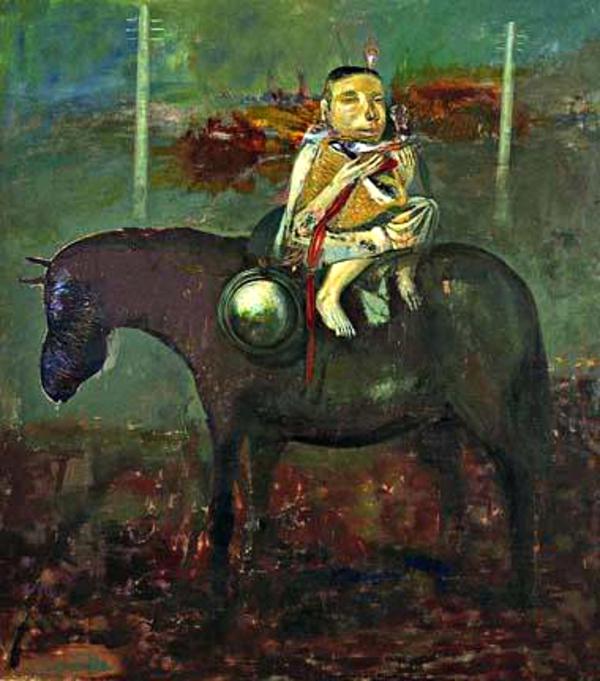 Des animaux et des peintres grecs