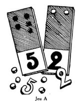 Plaquettes trouées avec éléments mobiles - Herbinière-Lebert