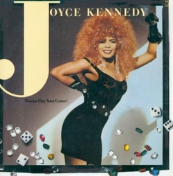 Joyce Kennedy - Wanna Play Your Game - Complete LP