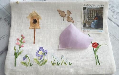 Visite d'un blog amie : L'atelier de Sylviane
