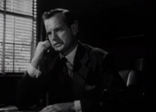 Traquenard, Trapped, Richard Fleischer, 1949