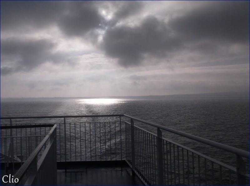 De Calais à Douvres.