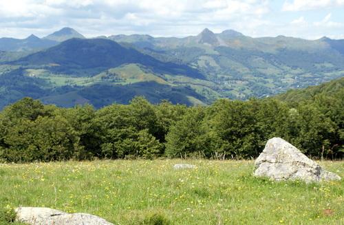 le Plomb du Cantal suite et fin ...26.06.2016