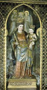 Menton : La basilique saint Michel