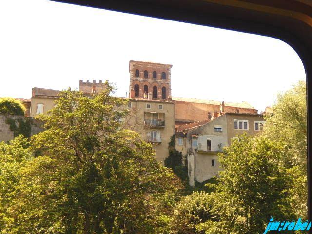 """Cahors une journée """"croisière sur le lot et visite de la ville 2/4"""