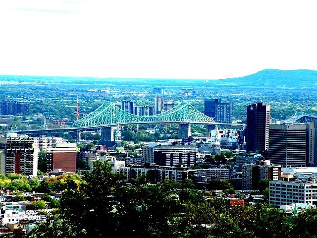 Canada:Carnet de Voyage Province du Québec - MONTREAL