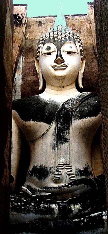 Thaïlande: le royaume de  Sukhothai «l'ancienne capitale» et ses temples, patrimoine mondial UNESCO de 1991