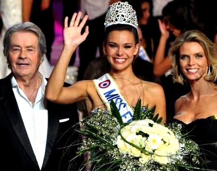 Miss France 2013,13 ans après Sonia Rolland, la Bourgogne encore sur le podium avec Marine Lorphelin une jeune étudiante de 19 ans.