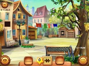 Jouer à Little square escape