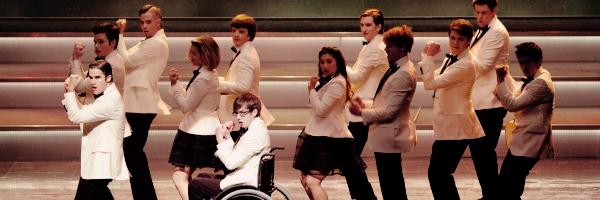 Glee ~ 3.08 - Hold On To Sixteen